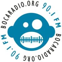 Logo of radio station Boca Ràdio 90.1FM