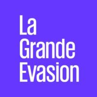 Logo of radio station La Grande Évasion