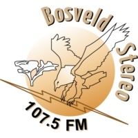 Logo of radio station Bosveld Stereo