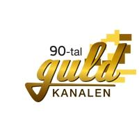 Logo de la radio Guldkanalen 90-tal