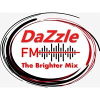 Logo of radio station DaZzle FM