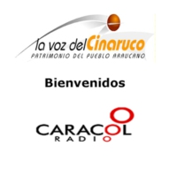 Logo of radio station La Voz del Cinaruco