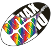 Logo of radio station OUTJAX Radio