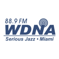 Logo de la radio WDNA 88.9 FM