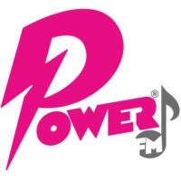 Logo of radio station Power FM Honduras