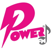 Logo of radio station Power FM Honduras