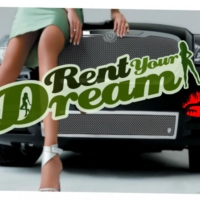 Logo de la radio Rent your dream radio