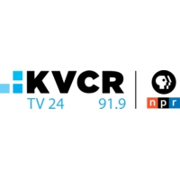 Logo of radio station 91.9 KVCR