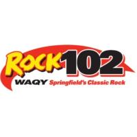 Logo de la radio ROCK 102 WAQY