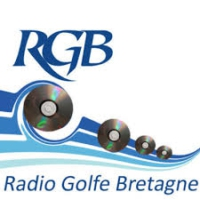 Logo of radio station Radio Golfe Bretagne