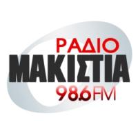 Logo de la radio Ράδιο Μακιστία 98.6