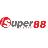 Logo of radio station Super88
