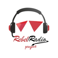 Logo of radio station Rebel Radio Romania