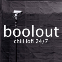 Logo of radio station boolout