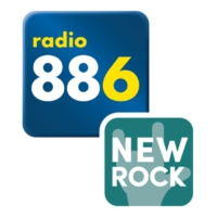 Logo of radio station radio 88.6 New Rock