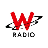 Logo of radio station XHS WRadio 100.9 F.M
