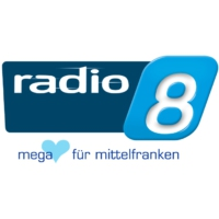 Logo of radio station Radio 8
