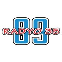 Logo of radio station Radyo 35