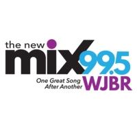Logo de la radio Mix 99.5 WJBR