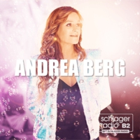 Logo of radio station Schlager Radio B2 Andrea Berg