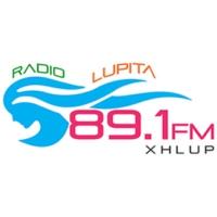 Logo de la radio XHLUP Radio Lupita 89.1 FM