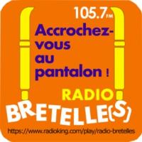 Logo de la radio RADIO BRETELLE(S)