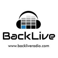 Logo de la radio BackLive