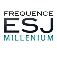 Logo of radio station Fréquence ESJ Millenium