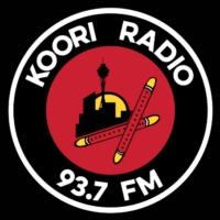Logo of radio station Koori Radio 93.7FM