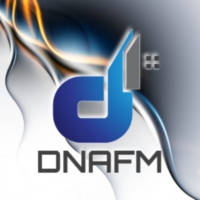 Logo of radio station DNA FM Jepara
