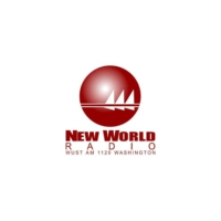 Logo de la radio New World Radio (WUST)