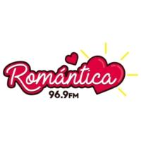 Logo de la radio XEAP Romántica 96.9 FM