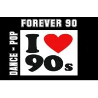Logo of radio station Forever 90