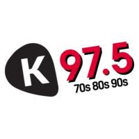 Logo de la radio CKRV-FM K 97.5