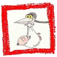Logo of radio station Kids Public Radio - Lullaby