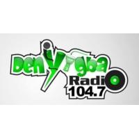 Logo of radio station DENYIGBA RADIO 104.7FM