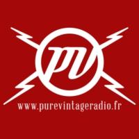 Logo of radio station Pure Vintage Radio
