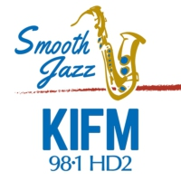 Logo of radio station Smooth Jazz KIFM 98.1 HD2