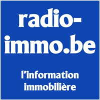 Logo of radio station Radio-immo.Be