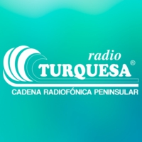 Logo of radio station XHNUC-FM Radio Turquesa