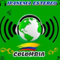 Logo of radio station IPANEMA ESTEREO COLOMBIA