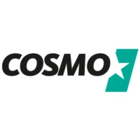 Logo of radio station COSMO