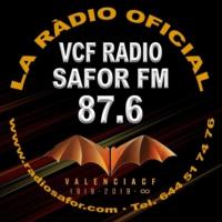 Logo of radio station VCF Radio Safor 87.6 FM