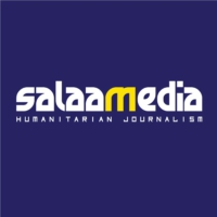 Logo of radio station Salaamedia