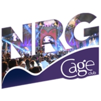 Logo of radio station NRG Cage Club