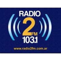 Logo of radio station Radio 2 FM 103.1