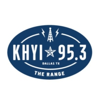 Logo of radio station KHYI 95.3 FM