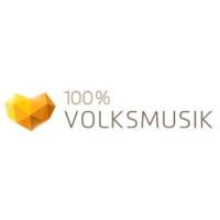 Logo of radio station 100% Volksmusik - von Schlagerplanet Radio
