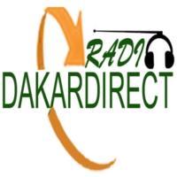 Logo of radio station dakardirect