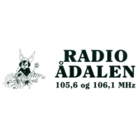 Logo of radio station Radio Ådalen